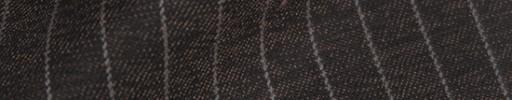 【Cb_8w089】ダークレッドブラウン杢9ミリ巾ストライプ