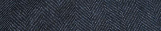 【Ha_8mb11】ダークブルーグレー2.5cm巾オニアヤ