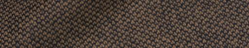 【Ha_8mb35】ダークブラウン・ウィートパターン