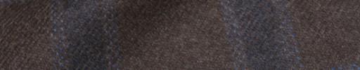 【Ha_8mb39】ブラウン+7×6cmネイビー・ライトブルータータン