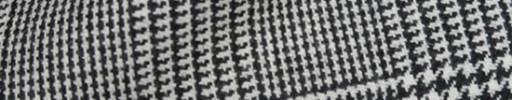 【Ha_8mb47】白黒7×6cmグレンプレイド
