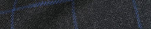【Ha_8mb52】チャコールグレー+6×4.5cmブルーウィンドウペーン