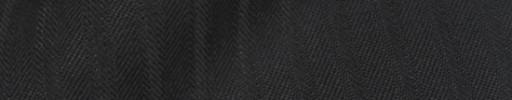 【Ib_8w202】ブラック+7ミリ巾織りストライプ