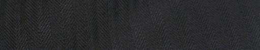 【Ib_8w205】ブラック5ミリ巾ブロークヘリンボーン