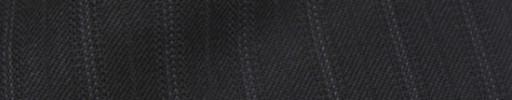 【Ib_8w215】ブラック柄+1.5cm巾織り交互ストライプ