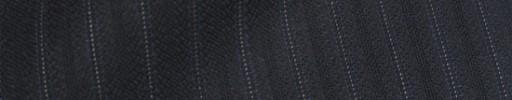 【Ib_8w234】ミッドナイト柄+8ミリ巾織り・ドット交互ストライプ