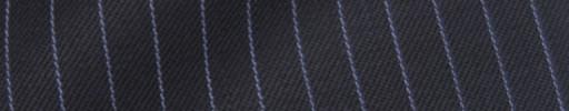 【Ib_8w244】ネイビー+6ミリ巾パープルストライプ