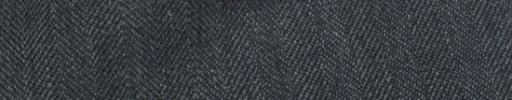 【Ib_8w276】ミディアムグレー1cm巾ブロークンヘリンボーン