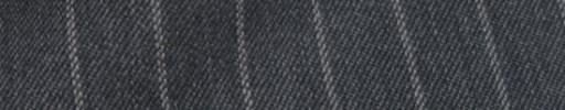 【Ib_8w279】ミディアムグレー+1.3cm巾ストライプ