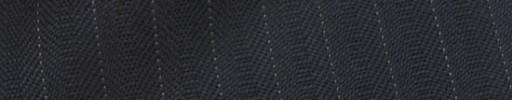 【Ib_8w286】ダークネイビー+1cm巾織り・ドット交互ストライプ
