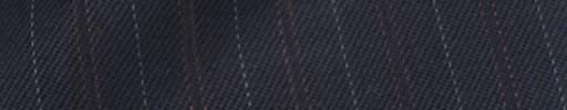 【Ib_8w288】ダークネイビー+1.5cm巾エンジW・ライトブルーグレー交互ストライプ