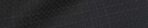 【Ib_8w518】ブラックファンシードット+6×5cmプレイド