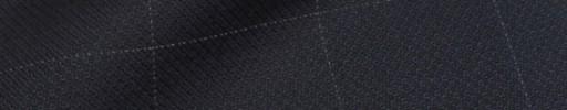 【Ib_8w528】ネイビー柄+4.5×3.5cmウィンドウペーン