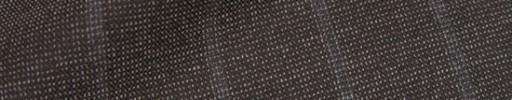 【Ib_8w554】ブラウン+2.5cm巾ライトブルーストライプ