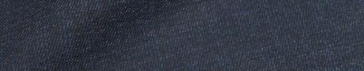 【Ib_8w568】ダークグレー・ブルーミックス+ブルーストライプ
