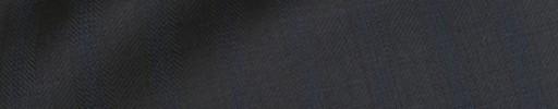 【Ib_8w578】ブラック柄+7ミリ巾ネイビー織りストライプ