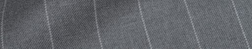 【Ib_8w584】ライトグレー2.2cm巾ストライプ