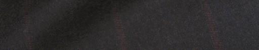 【Ib_8w590】ダークブラウン+4cm巾エンジストライプ