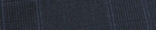 【Ca_91s18】ダークブルーグレー10×8.5cmグレンプレイド