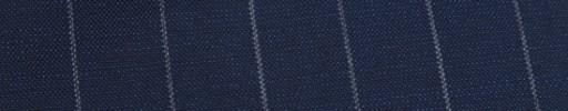 【Ca_91s20】ネイビー+2cm巾白ストライプ