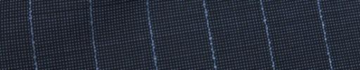 【Ca_92s26】ネイビーピンチェック+2cm巾ライトブルーストライプ