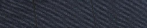 【Ca_92s54】ダークネイビーピンチェック+5.5×4.8cmウィンドウペーン