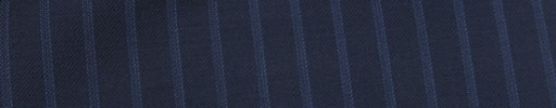 【Ca_92s73】ネイビー+8ミリ巾ブルー織りストライプ