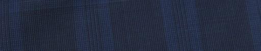【Ca_92s74】ダークグレー・ブルーヘアライン+5.5×4.5cmブルーチェック