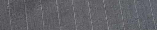 【Ca_92s75】ライトグレー+1.2cm巾ストライプ