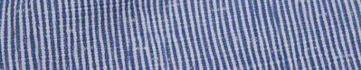 【Hs_oc9s54】ライトネイビー+ホワイト1ミリ巾よろけ縞