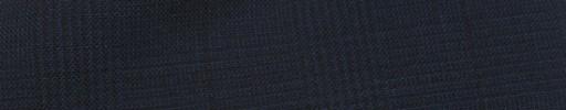 【Hs_st9s39】ダークネイビー5.5×4.5cmグレンチェック