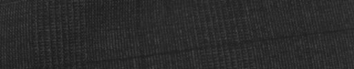 【Hs_st9s40】チャコールグレー5.5×4.5cmグレンチェック