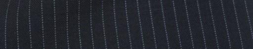 【Hs_st9s43】ダークネイビー+5ミリ巾ストライプ