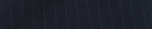 【Hs_st9s45】ダークネイビー+8ミリ巾ストライプ