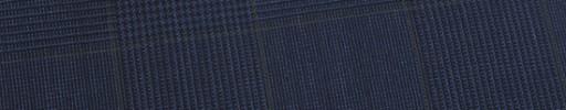 【Ca_91s30】ネイビー8.5×6.5cmグレンチェック+グリーングレープレイド
