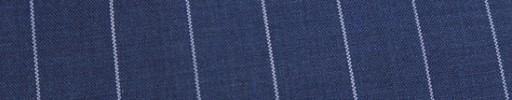 【Ca_91s41】ロイヤルブルー+1.9cm巾ストライプ