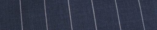 【Ca_91s42】インディゴブルー+1.9cm巾ストライプ