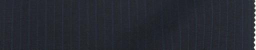 【Ca_91s623】ダークネイビー+9ミリ巾ブルー・織り交互ストライプ