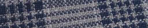 【Ca_91s75】ライトグレー+9.5×8.5cmネイビー・ホワイトチェック