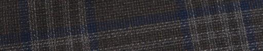 【Ca_91s86】ブラウン+8×7cmネイビー・グレーファンシープレイド