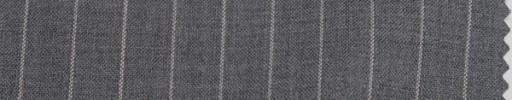 【Cm_9s03】ミディアムグレー+1.2cm巾ストライプ