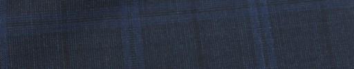 【Dol_9s28】ダークネイビー+5.5×4.5cmライトネイビー・黒オーバーチェック