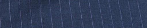 【Dol_9s29】ブルーグレー+8ミリ巾ピンク・織りストライプ