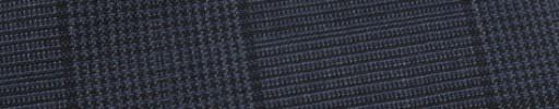 【Hf_9s01】ダークブルーグレー10.5×8.5cmグレンプレイド