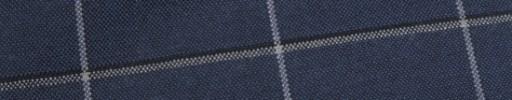 【Hf_9s44】ダークブルーグレー+5.5×4.5cm白・黒ウィンドウペーン