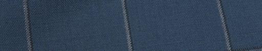 【Hf_9s48】ブルーグレー+5.5×4.5cm白・黒ウィンドウペーン