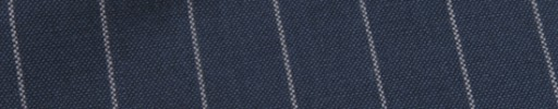 【Hf_9s82】ブルーグレー+2cm巾白ストライプ