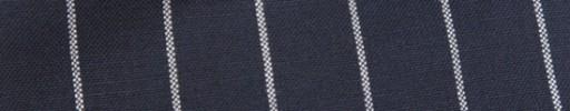 【Hf_9s87】ネイビー+2cm巾白ボールドストライプ