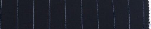 【Lo_7s02】ネイビー+1.3cm巾ライトブルーストライプ