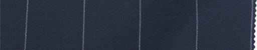 【Lo_8s01】ネイビー+3cm巾ストライプ